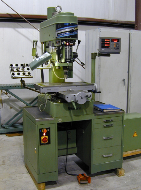 2 Milling Machines Vs One And A Moore