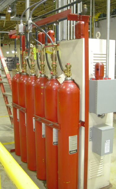 Used Fire Suppression System Worth Anything