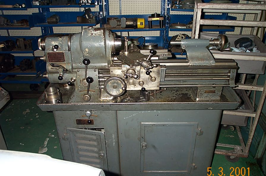 Value Of A Really Old Hardinge Toolroom Lathe