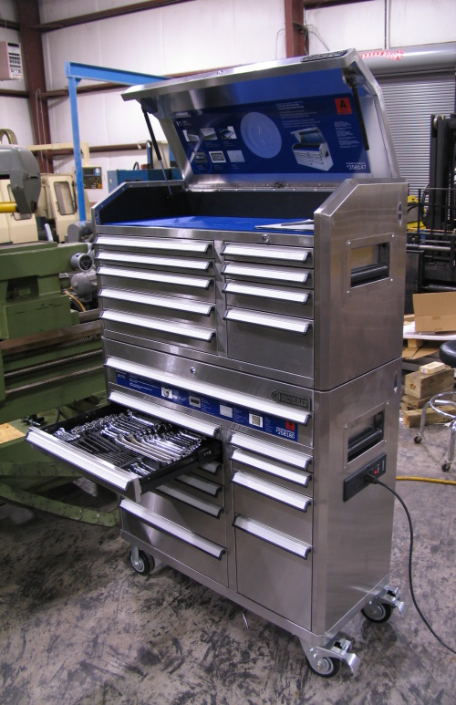 kobalt kuriosity at lowes....ss tool cabinets... - page 3