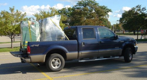 Truckdeckel on 2006 Dodge Extended Cab