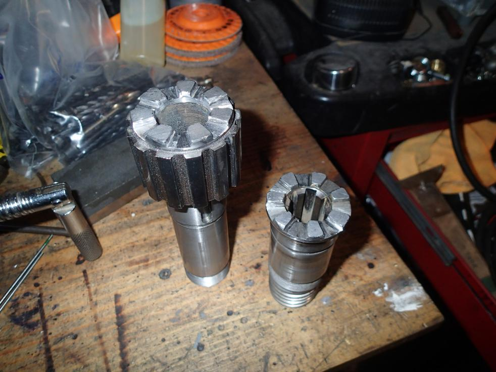 Bridgeport Milling Replacement Hub Splined//Spindle Gear 2180059 New Old Stock
