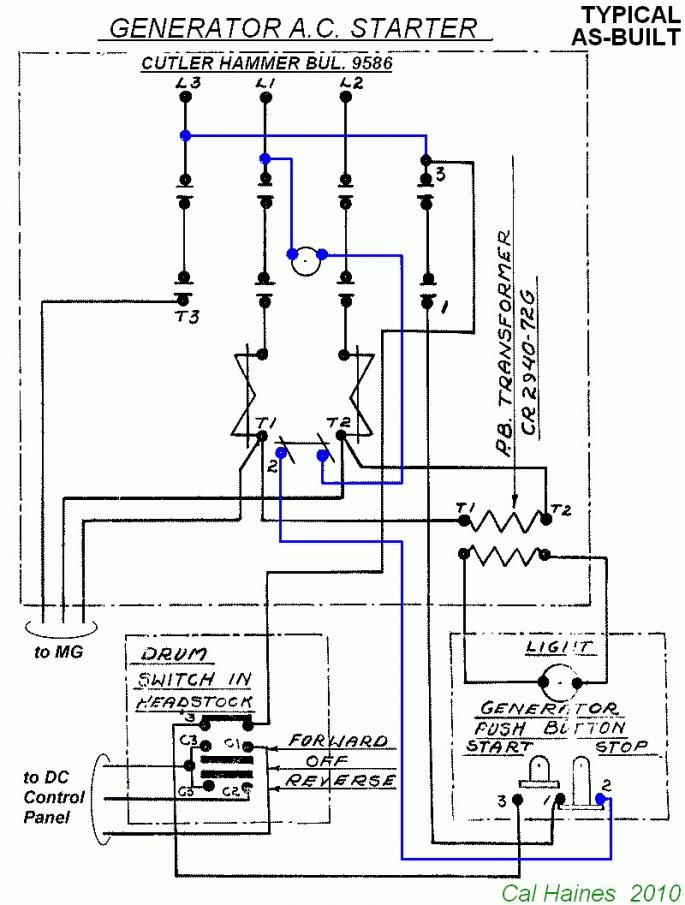 208455d1506034435 10ee mg starter circuit cutler hammer contactor revised 10ee start circuit c h typical v2 4b cutler hammer starter wiring diagram cutler wiring diagrams  at suagrazia.org