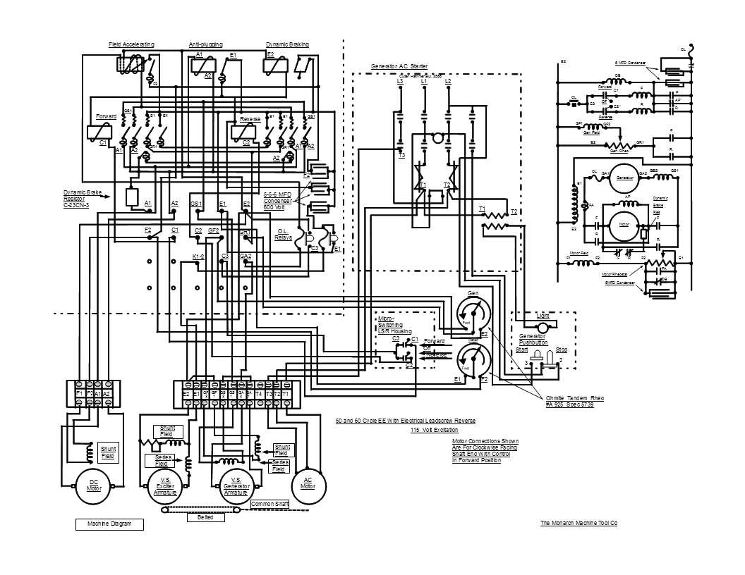 monarch ee wiring diagram