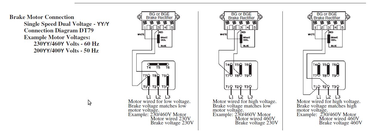 101989d1394684394 why my 3 phase motor turning 42 rated rpm seweurodt79 why is my 3 phase motor turning at 42% of rated rpm? 208 3 Phase Motor Wiring at reclaimingppi.co