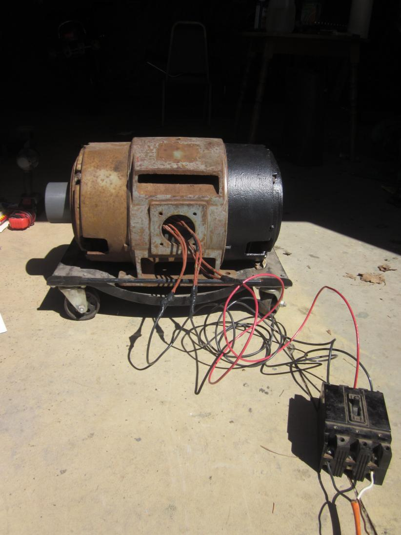 rotary phase converter that only runs when the compressor runs rh practicalmachinist com