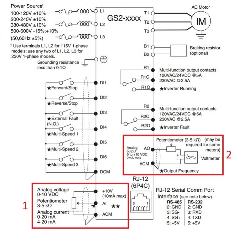 vfd control wiring 4 20ma   25 wiring diagram images