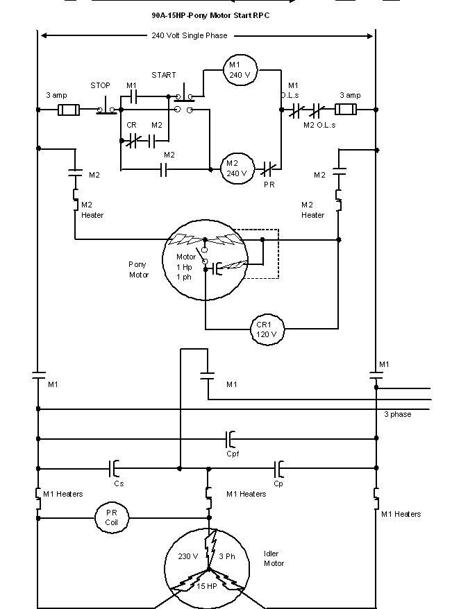 ronk roto phase wiring diagram 240 volt 3 phase wiring diagram