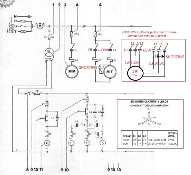 Vfd with two speed motor for Vfd for three phase motor