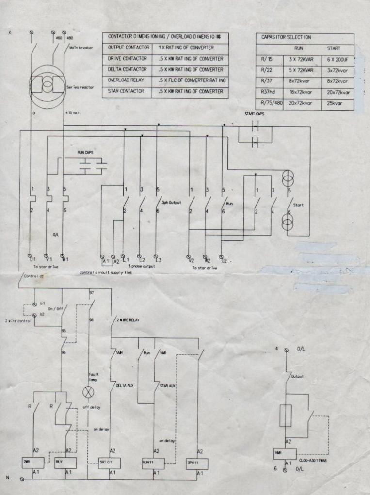 damaged 22kw rpc 480 415v rh practicalmachinist com Ignition System Diagram GM Distributor Wiring Diagram