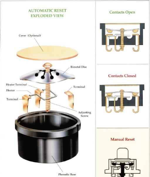 Diagram Klixon Motor Protector Wiring Diagram