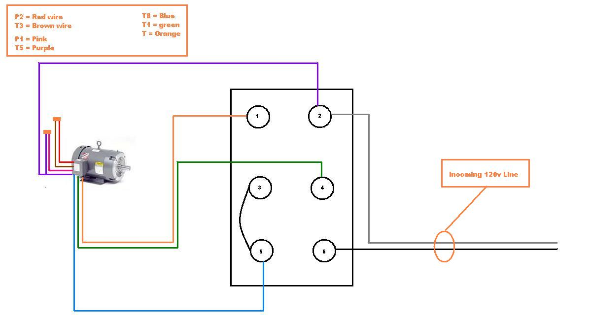 Need Help Setting Up The Forward    Reverse Drum Switch On
