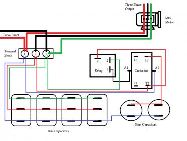 136447 rotary phase converter help troubleshooting my garage hoist2 rotary phase converter help and troubleshooting how to build rotary phase converter wiring diagram at bakdesigns.co