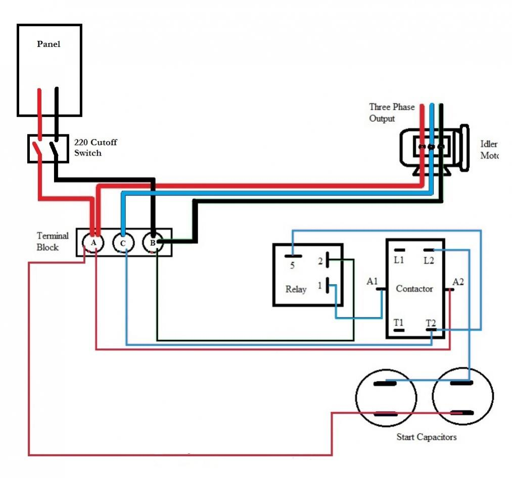 Submersible Pump Control Box Wiring Diagram also Motor Run Capacitor 7uf in addition Single Phase Motor Contactor Wiring Diagrams also Motor Forward Reverse Wiring Diagram together with 3tnrj Just Installed Painless Wiring Harness Along New. on motor run capacitor installation