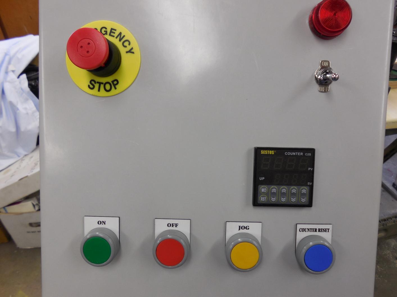 Momentary Run Stop On Teco Fm50 Single Pushbutton Circuit Teco1