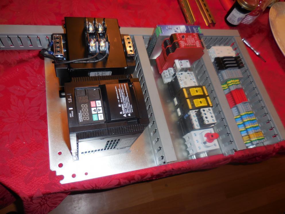 vfd and controls design for bridgeport mill rh practicalmachinist com