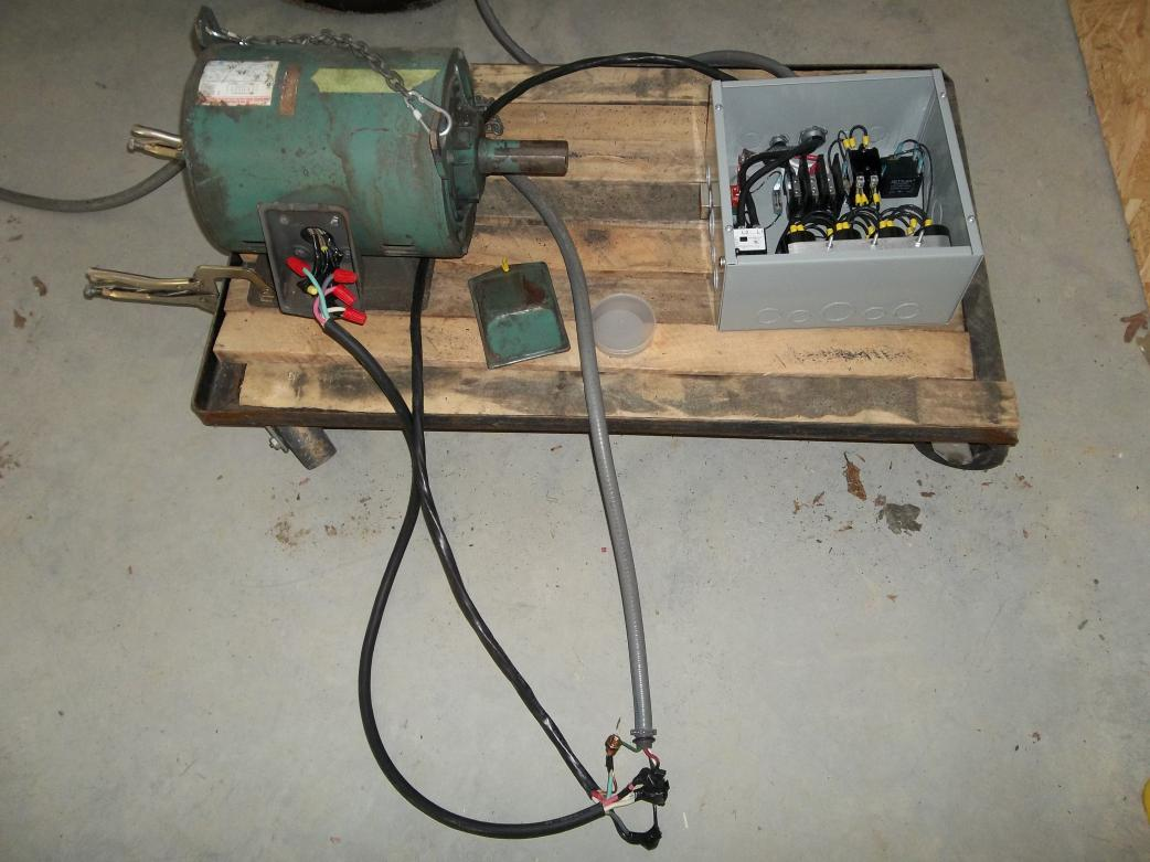 Please educate me on drill press electric controls - just cooked my RPC