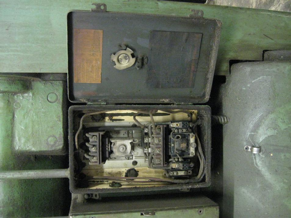 Allen bradley motor switch overload coils for Allen bradley motor overload