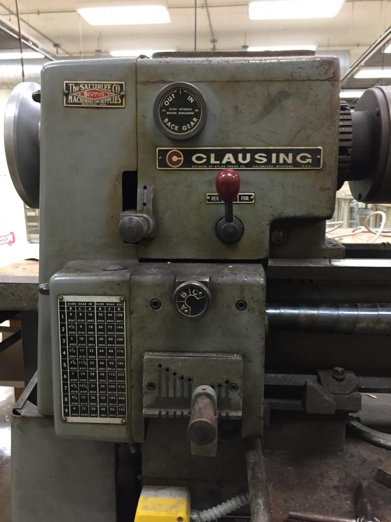 Fm50 Wiring Scheme For Clausing Lathe Reversing A Am I Missing Anything