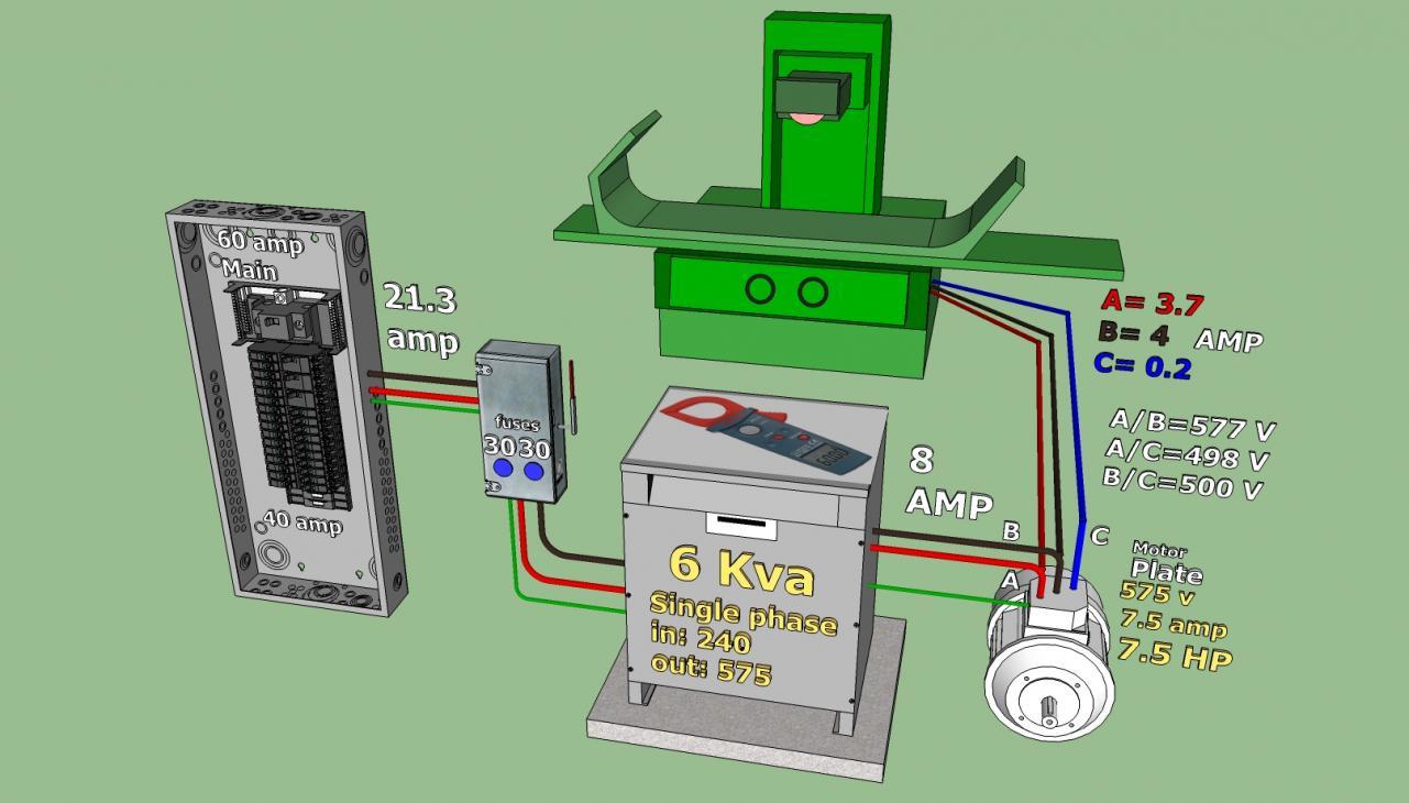 A C Transformer Wiring Diagram on