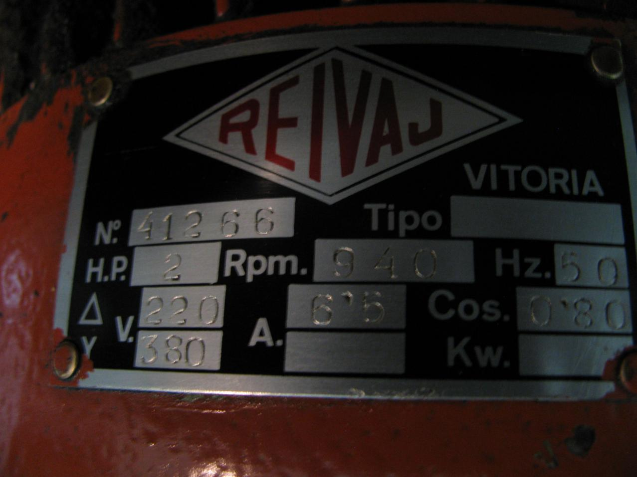 Can This Motor Run On 440 Volts Name Platw 480 Wiring Diagram Urpe Tag 007