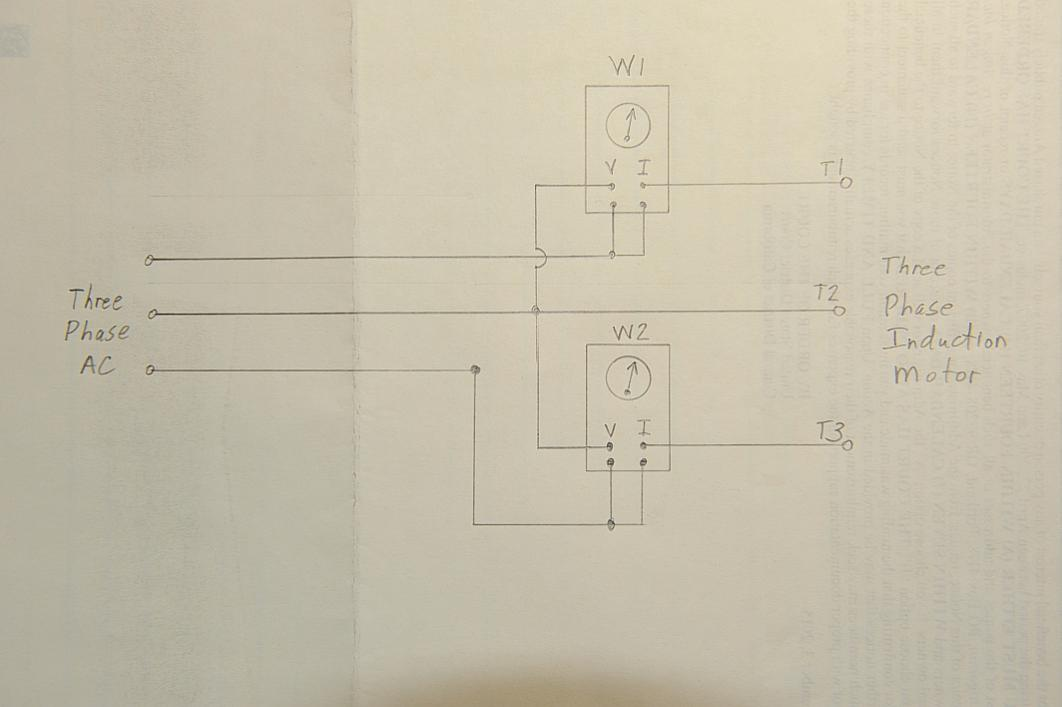 Three phase motor power factor calculation for 3 phase motor power calculation