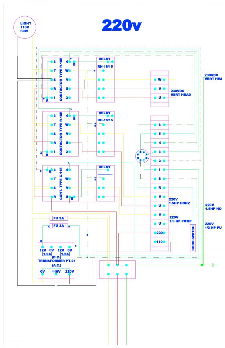 European 220v Wiring Diagram Books Of 220 Fan Motor To 110 Wire Submersible Pump 11 Get Free
