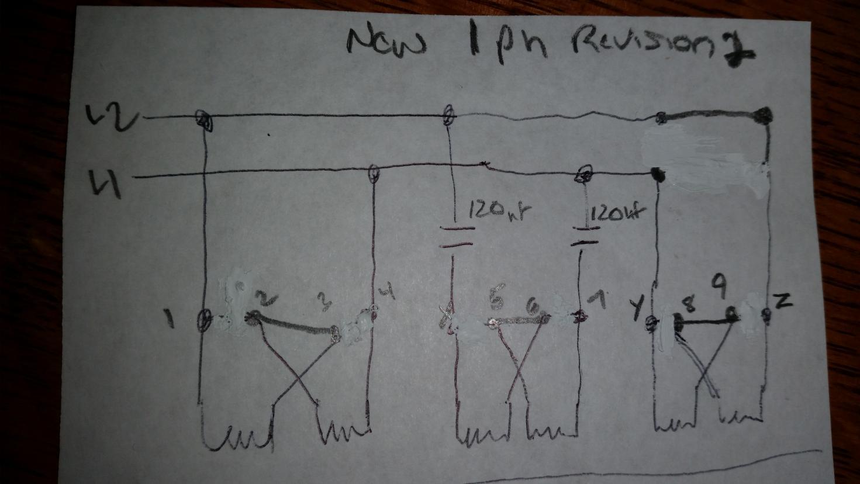 Haas-Kemp conversion on Linde VI-253 on wye delta connection, wye delta voltage, wye delta starting, wye start delta run diagram, wye delta panels, wye delta starter, wye delta motor, wye delta transformers,