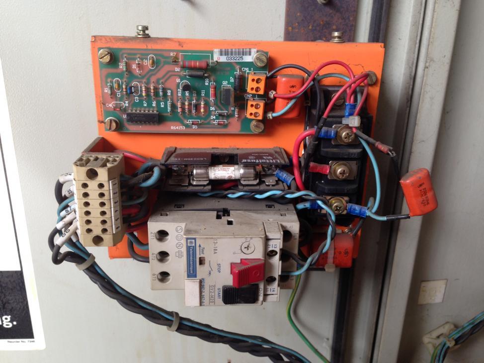 Yaskawa Drive Braking Resistor Shorted