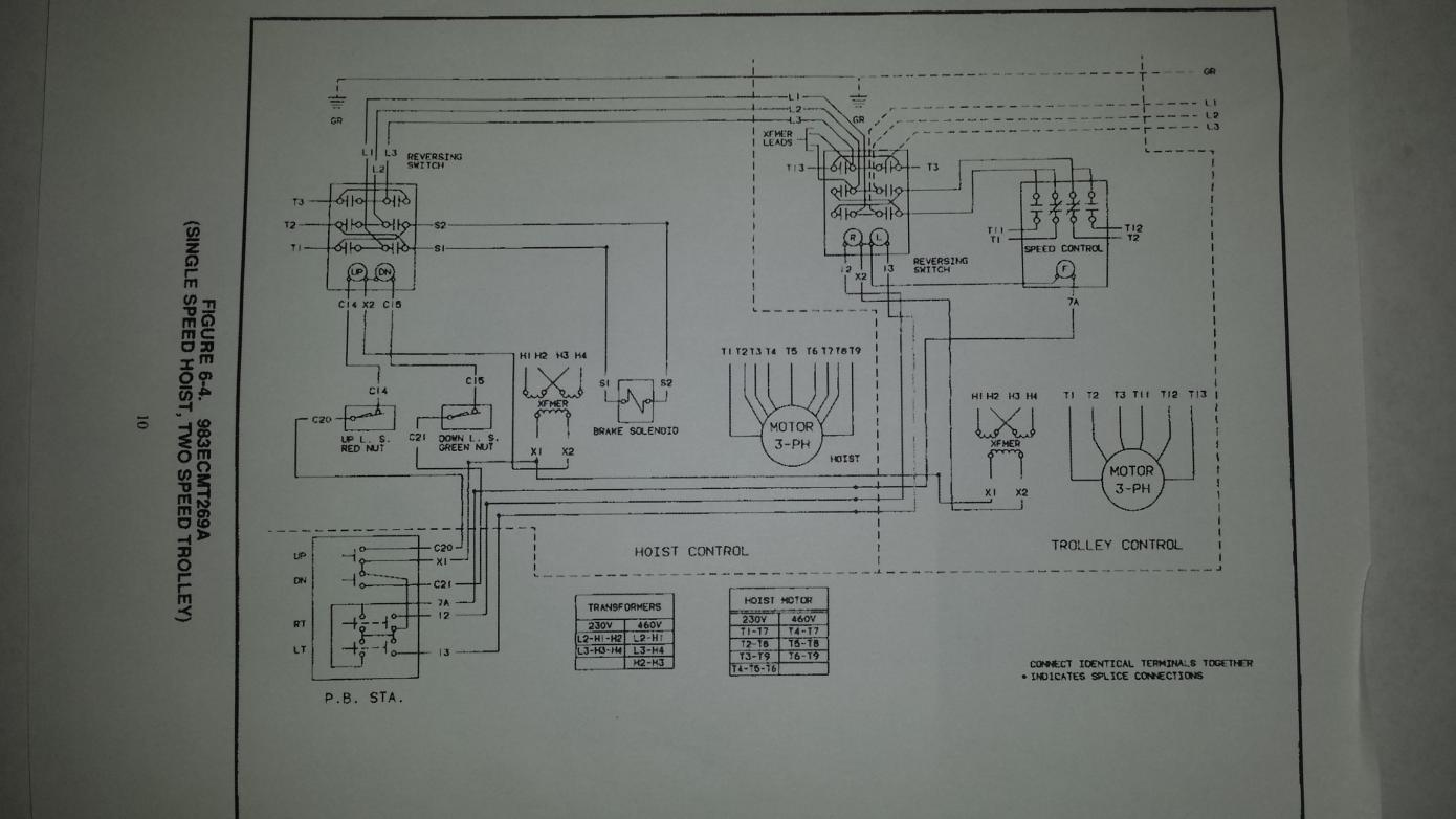 They Did Not Sent The Wiring Diagram For The Machine With It So That