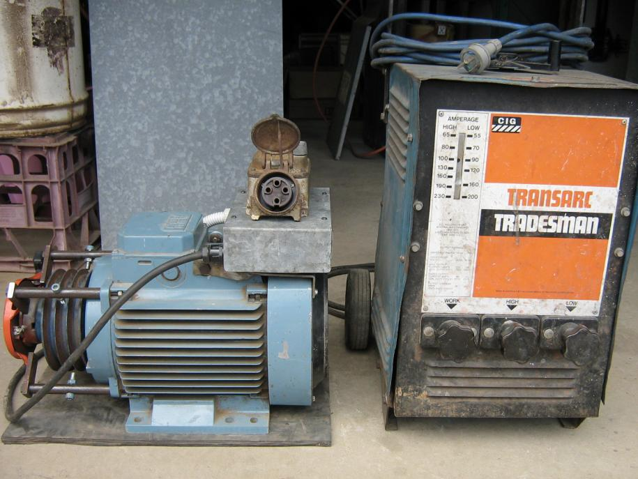 Welding Transformer 415volt Suit R P C