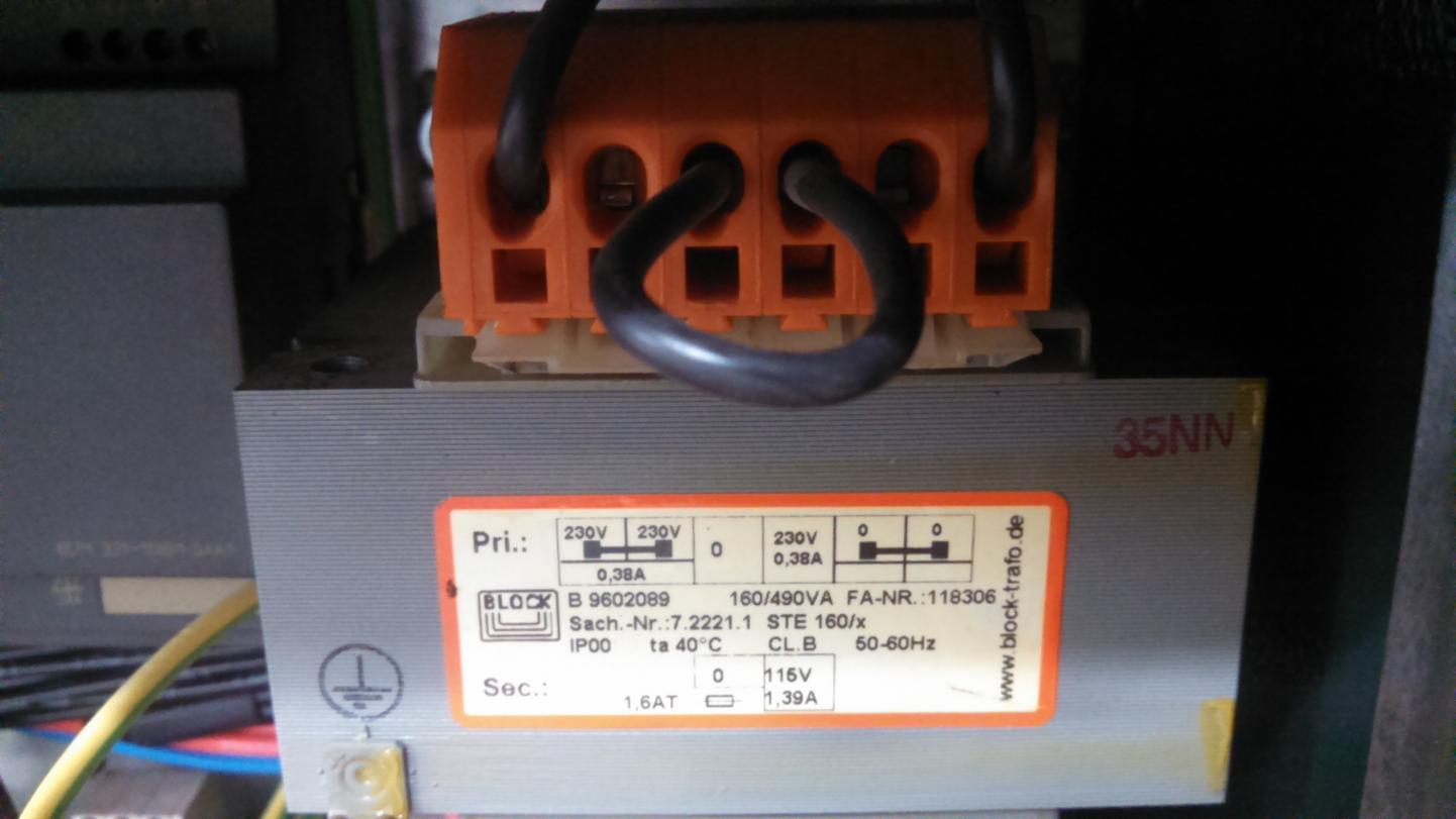 Control Transformer Wiring Pri Diagram