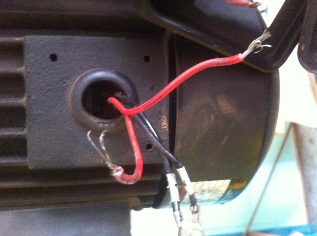 Yet Another Wire Up A Single Phase Motor To Drum Switch