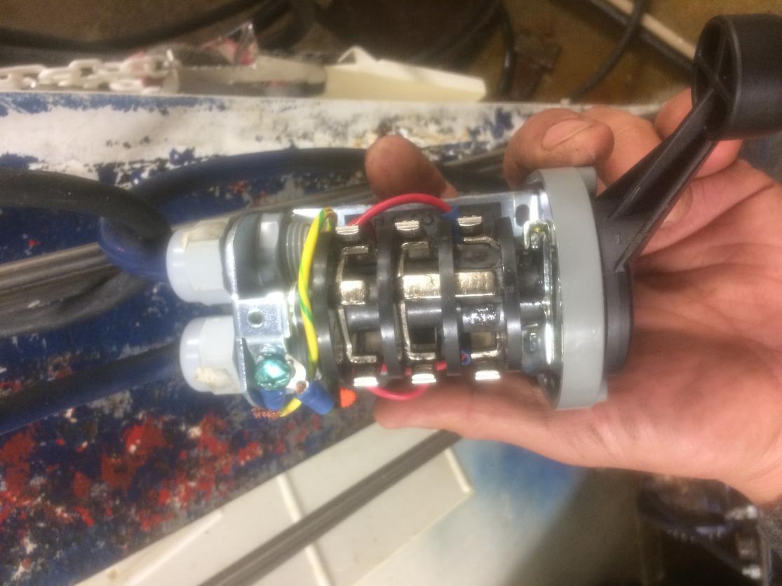 Wiring Drum Switch