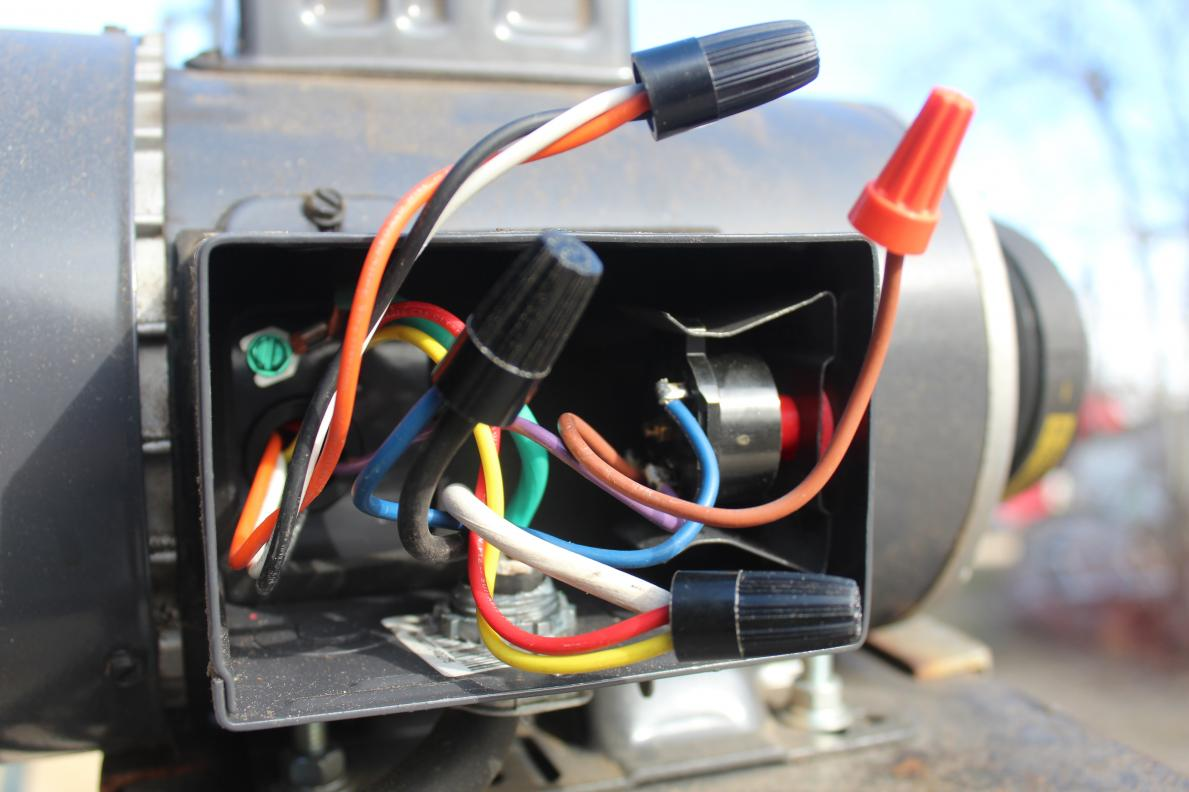 D Wiring Farm Duty Single Phase V Motor Thermal Overload Img on 6 wire 3 phase motor wiring