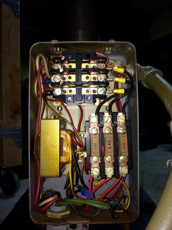 17 430 drill press 220 volt single phase wiring help