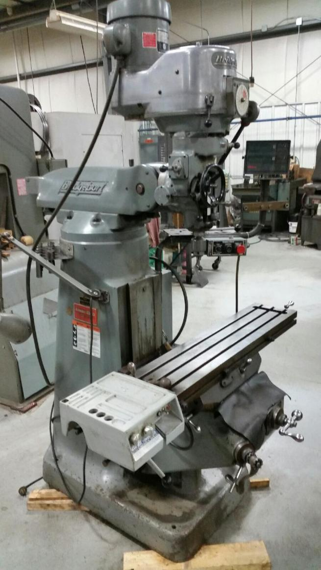 Vfd wiring for a bridgeport mill