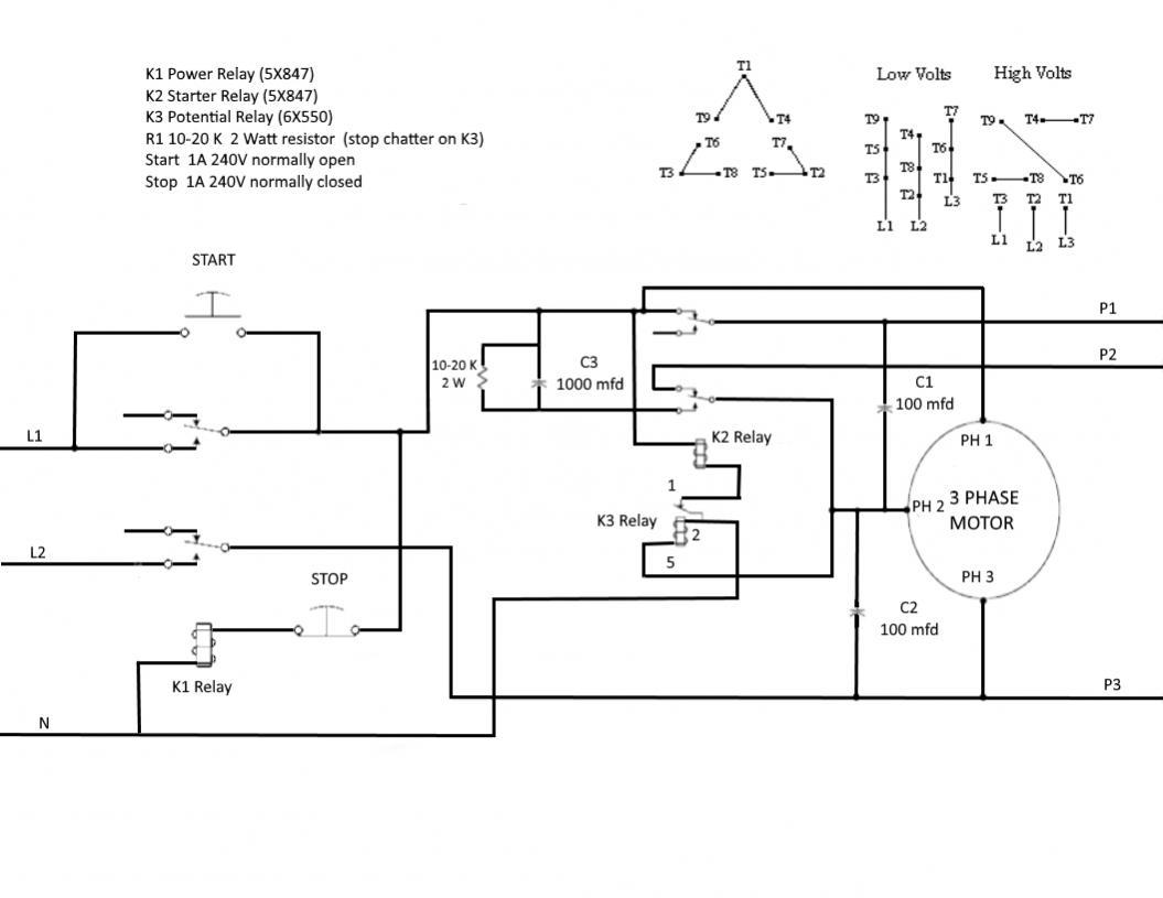 Leland Faraday Wiring Diagrams Trusted Magnetek Century Ac Motor Diagram Emprendedorlink Schematics Circuit Connection