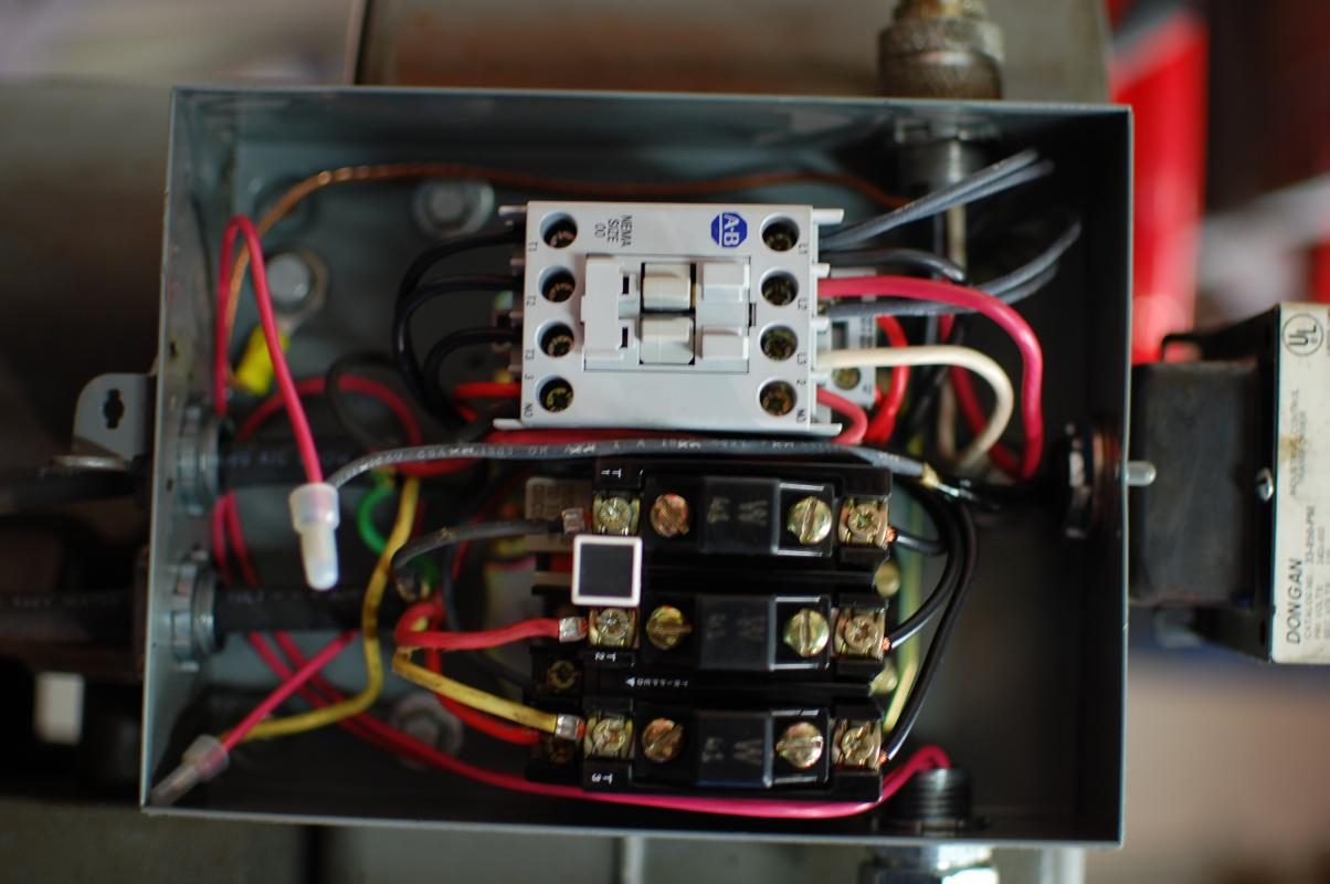 WRG-0912] 3 Phase Electric Panel Wiring Diagram on