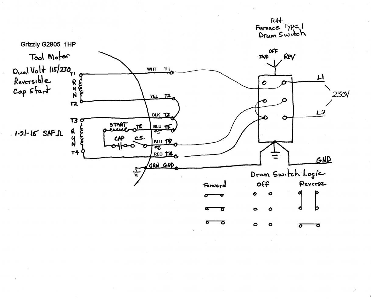 ge motor wiring diagram wires wiring diagram how do i wire an old furnace motor so i
