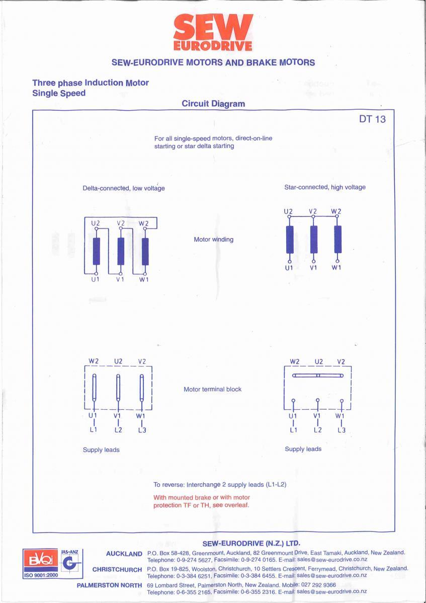 Vfd Output Voltage