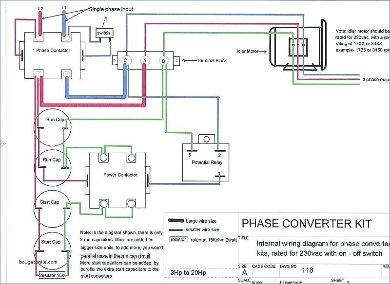 Potential       relay    wiring