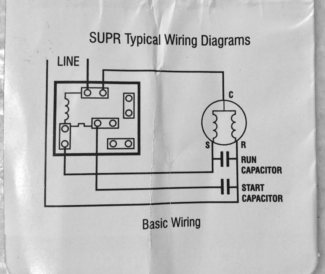 Supco Relay Wiring Diagram from www.practicalmachinist.com