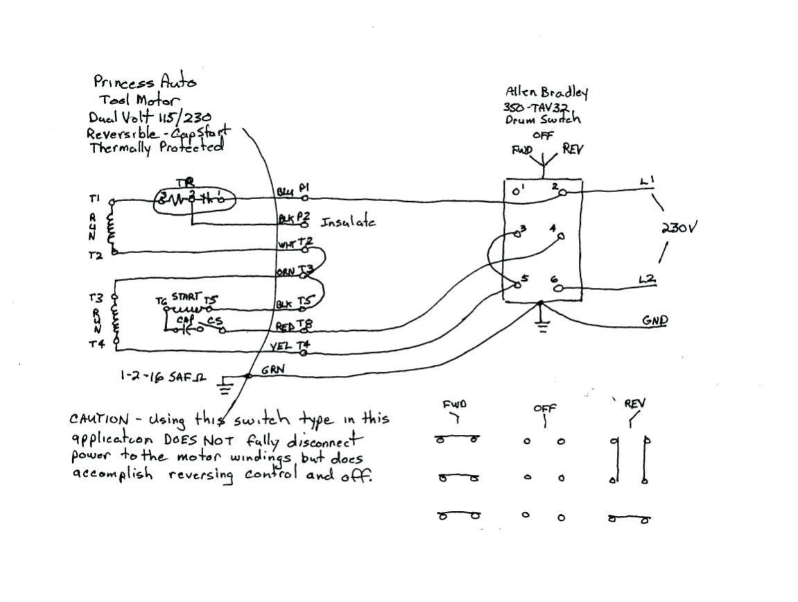 Dayton Gear Motor Wiring Diagram from www.practicalmachinist.com