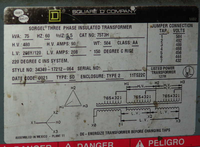 Attachment on 480 To 120 Wiring Diagram