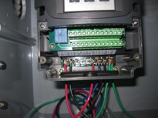 vfd programing help rh practicalmachinist com Huanyang VFD SmoothStepper On Off Switch Wiring to VFD Spindle
