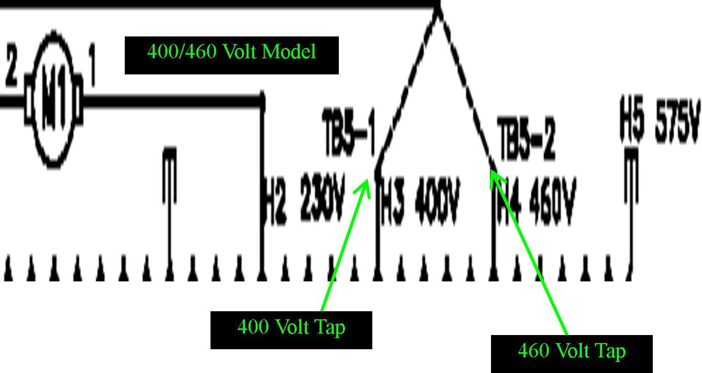 480 400 volt transformer wiring diagram 277 volt wiring