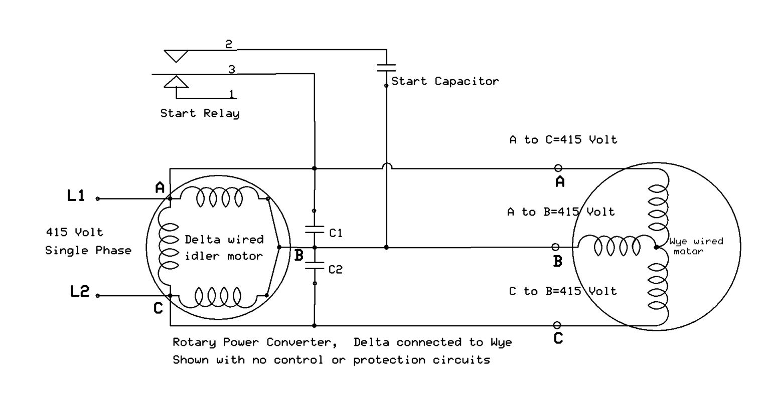 Volt coil wiring diagrams single phase motor