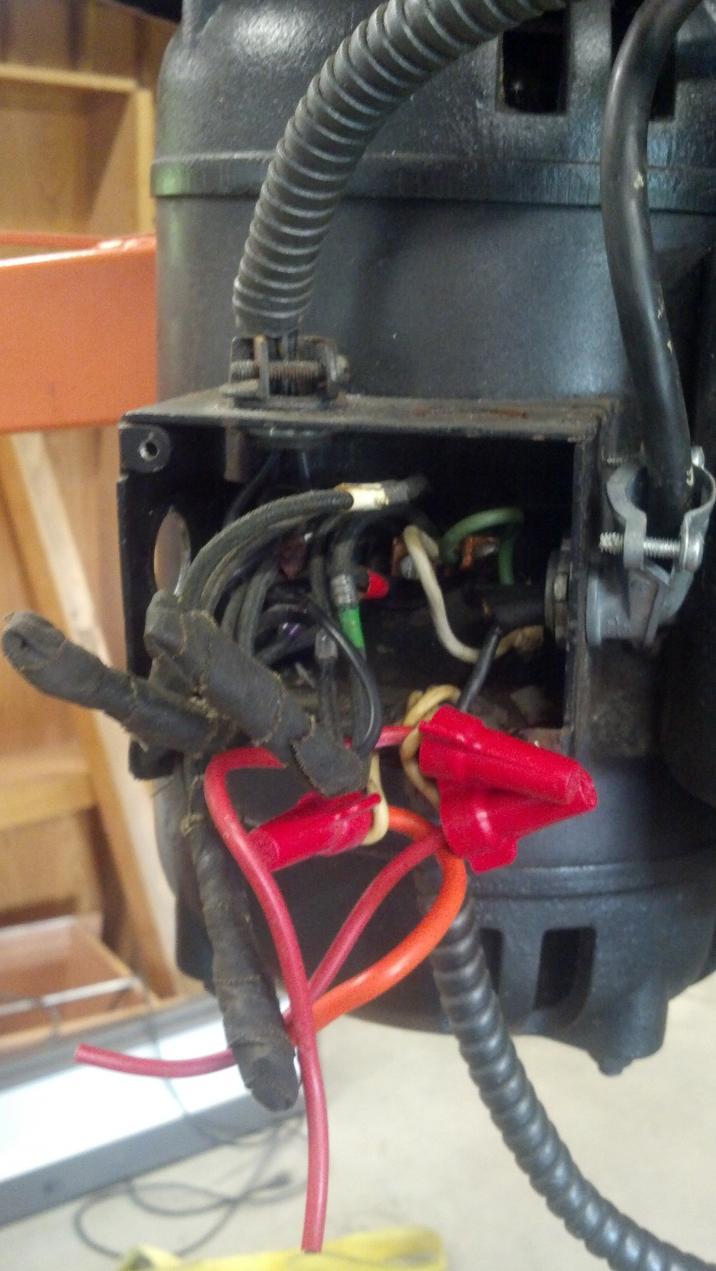 3 Phase Motor Wiring Drawing
