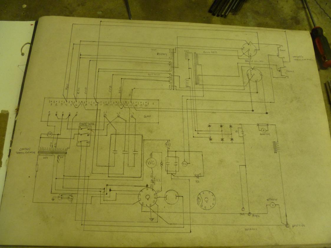 haas kamp conversion on airco cv250? hobart beta mig 250 wiring diagram at Hobart Beta Mig 250 Wiring Diagram